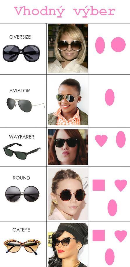 e1b5e4eb5 S typom vašej tváre si taktiež nerobte veľký problém. Existuje mnoho  špecifikácií, ktoré vám pomôžu určiť typ vašej tváre a následne aj štýl  okuliarov, ...
