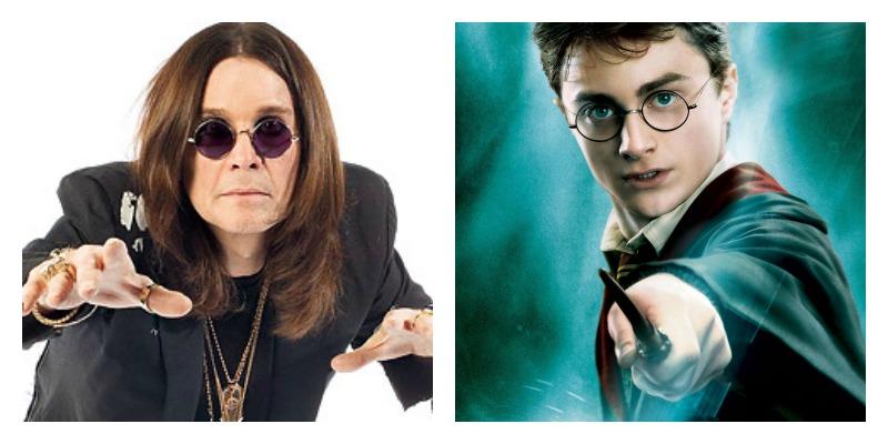 484a855eb Tieto okuliare si obľúbil aj Ozzy Osbourn či dokonca filmová postava Harry  Potter. Musíme uznať, že obom pristanú.