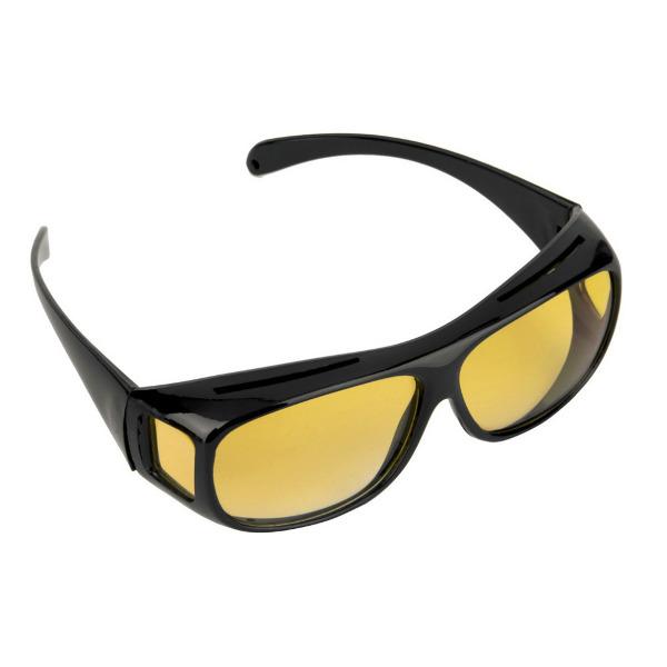 """Žlto-čierne špeciálne okuliare pre vodičov """"Sideblock"""""""