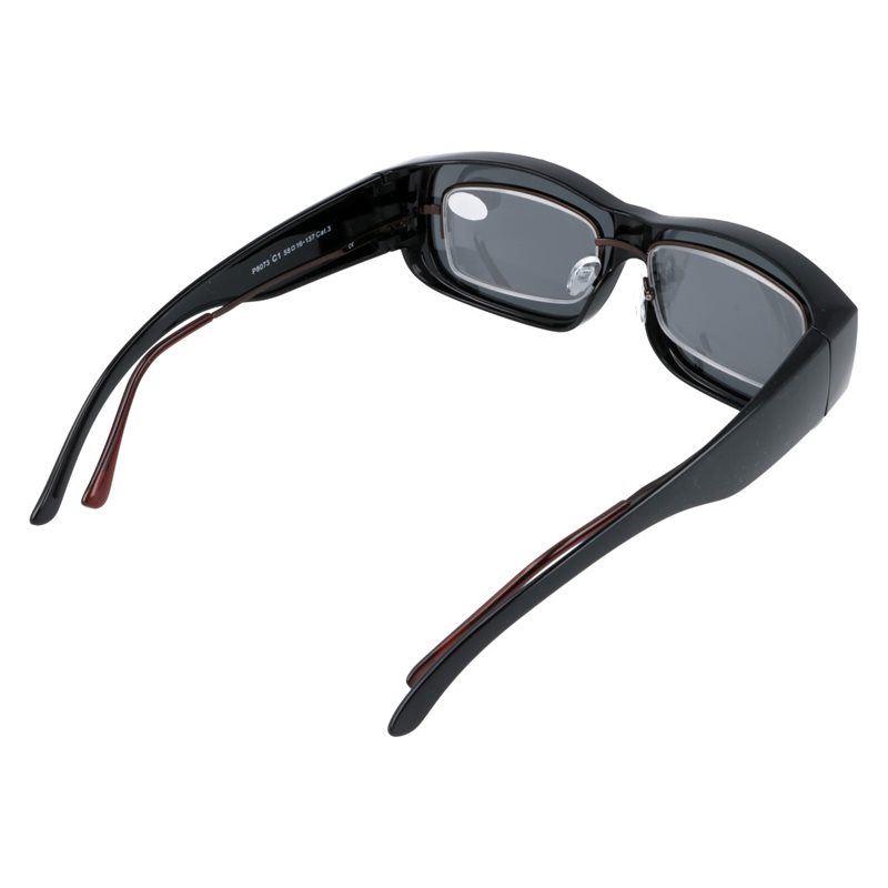 """Čierne polarizačné okuliare pre vodičov """"DUO"""""""