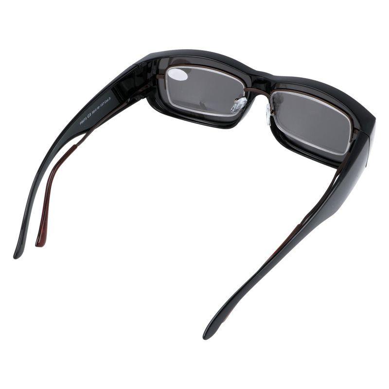 """Strieborné polarizačné okuliare pre vodičov """"DUO"""""""
