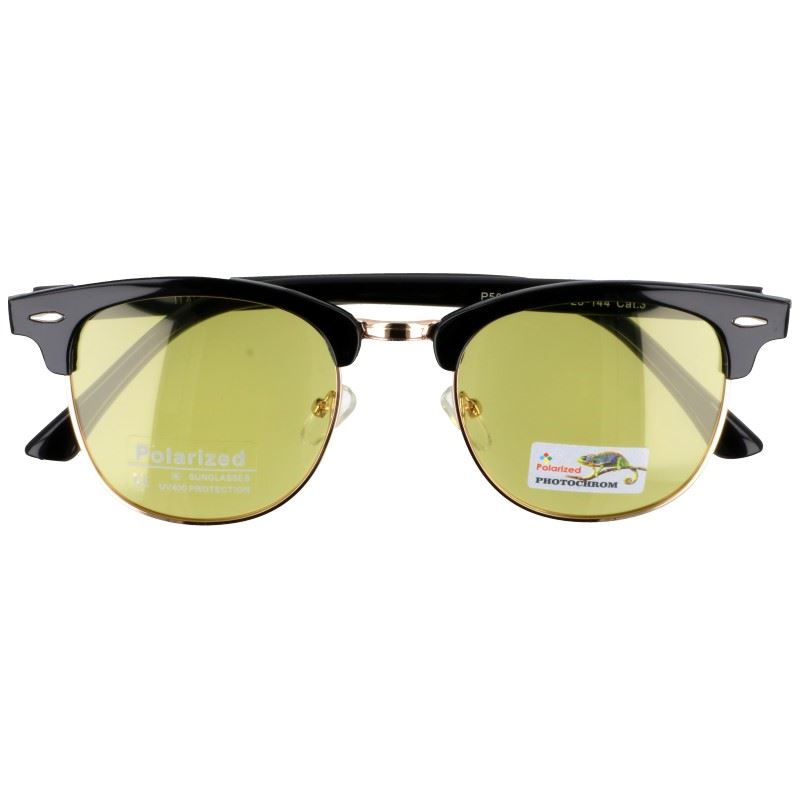 """Žlté fotochromatické okuliare pre vodičov """"Hamilton"""""""