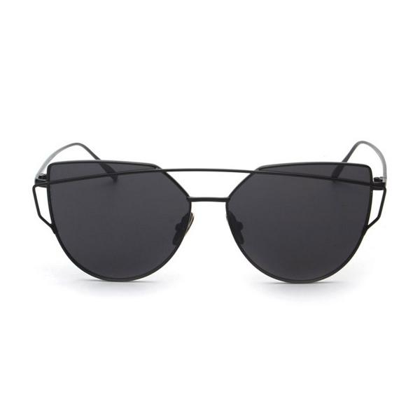 Čierne dámske okuliare