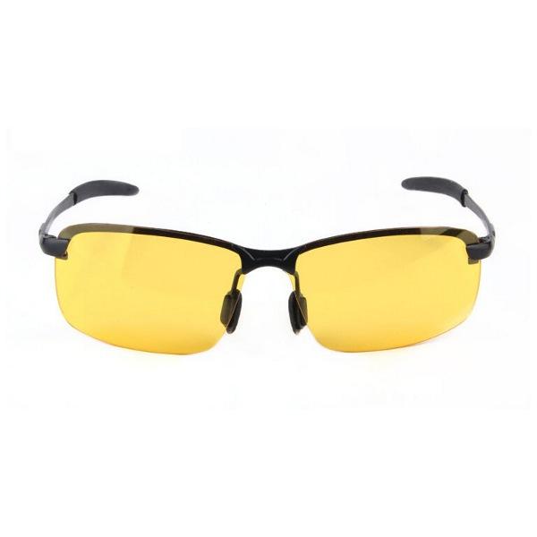 7664f87e8 Čierne polarizačné okuliare pre vodičov