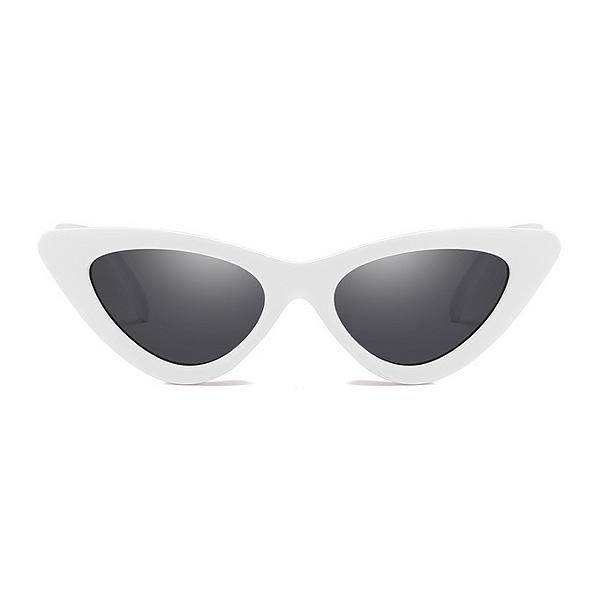6aa2006c7 Biele dámske slnečné okuliare