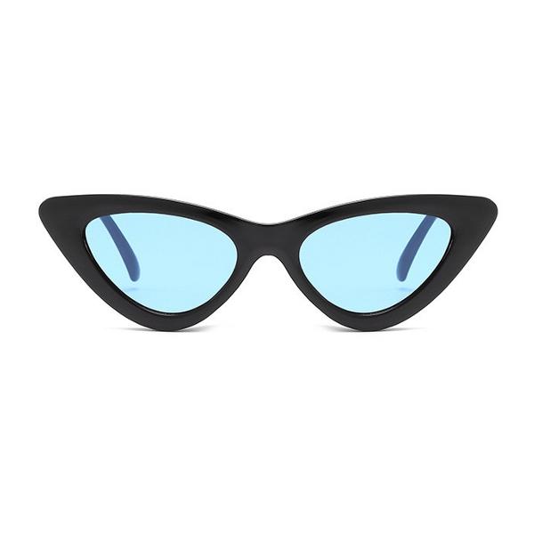 14a661bf2 Čierne dámske okuliare s modrými sklami | Letnyhit.sk