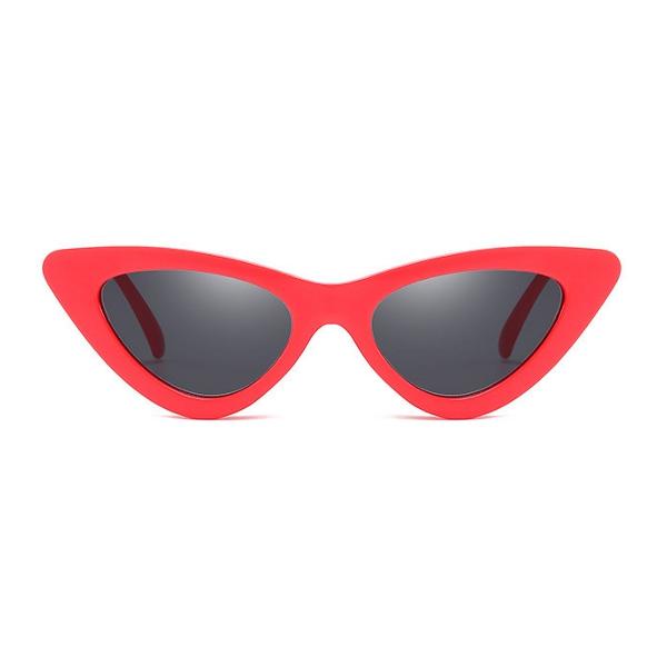 Červené dámske okuliare