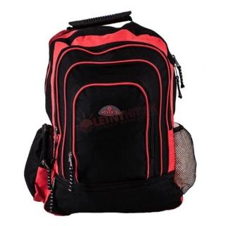 69bf0897de Červeno-čierny športový ruksak