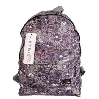 48346bce44 Sivý školský ruksak
