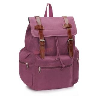 88a41afdb6 Ružový vintage ruksak