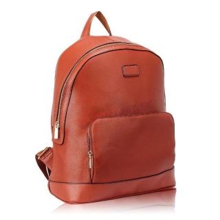 c63baee34687 Hnedý kožený ruksak