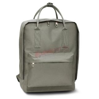 24136a69fd Sivý mestský ruksak