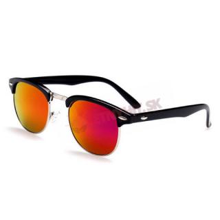 Slnečné okuliare clubmaster 70% zľavy!  63d40c6aa53