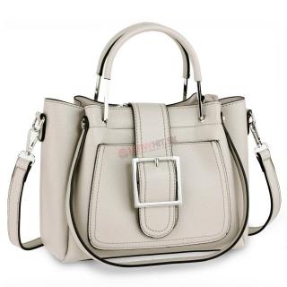 Sivá kabelka s imidžovou prackou