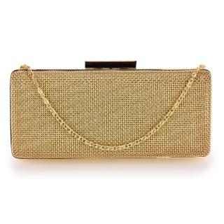 bdfba72c77 Zlatá spoločenská mini kabelka